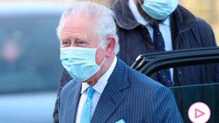 El príncipe Carlos reaparece tras la entrevista de su hijo y su nuera con Oprah/Gtres