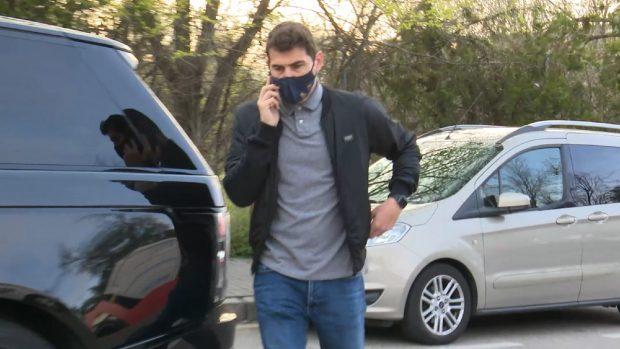 Primeras imágenes de Iker Casillas tras la noticia de su separación / Gtres
