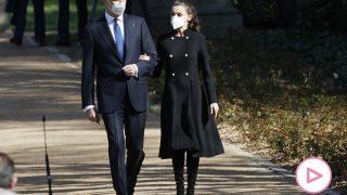 Rey Felipe VI y la reina Letizia/Gtres