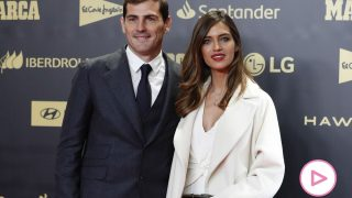 Iker Casillas y Sara Carbonero/Gtres