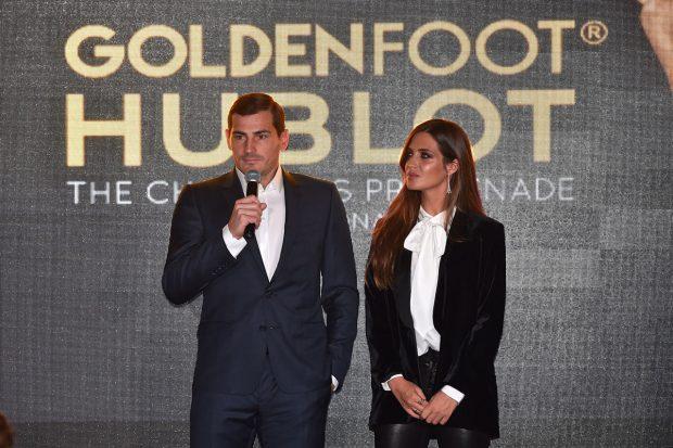 Iker Casillas y Sara Carbonero / Gtres