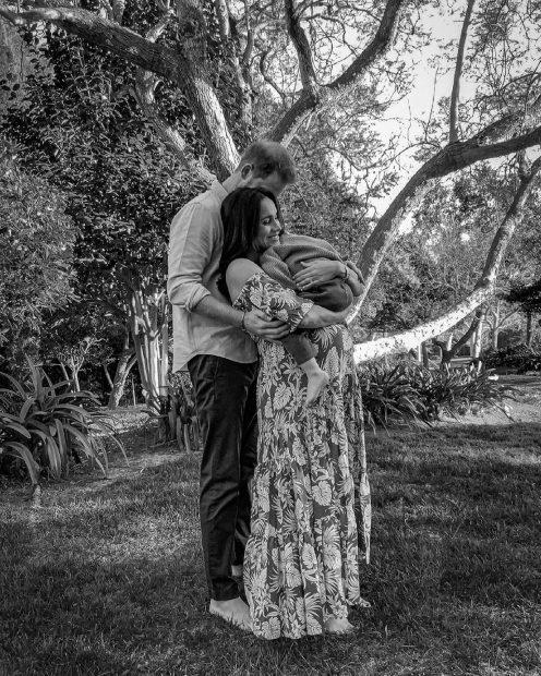 El príncipe Harry y Meghan Markle serán padres por segunda vez de una niña./Gtres