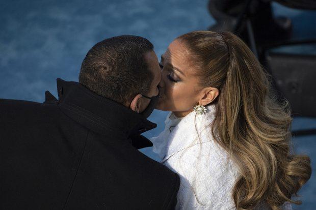 Jennifer Lopez y Alex Rodríguez en una imagen de archivo./Gtres