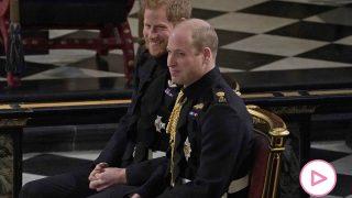 Príncipe Guillermo y príncipe Harry/Gtres