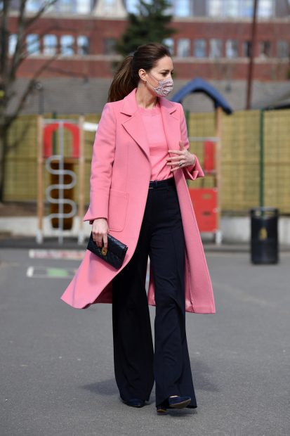 Kate Middleton en una imagen de archivo./Gtres