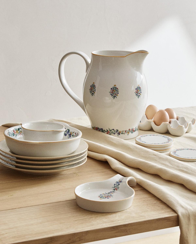 Decora tu casa con estas piezas vintage de la nueva colección de Zara Home