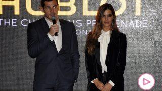 Es el primer viaje de Sara Carbonero desde que anunciara su ruptura de Iker Casillas / Gtres