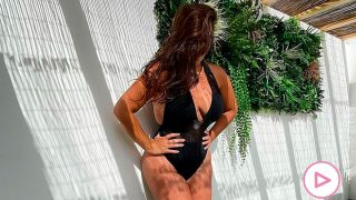 Anabel Pantoja posa en bañador / Instagram: @anabelpantoja00