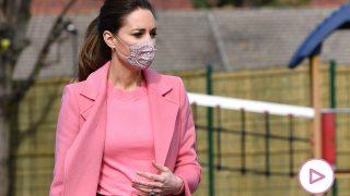 Kate Middleton en una imagen reciente / Gtres