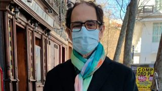 Jordi Sánchez abandona el hospital tras superar la COVID-19 / Redes Sociales