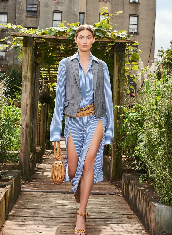Zara versiona el vestido más deseado de Michael Kors por el que suspira Letizia