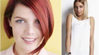 ¿Qué cortes de cabello sientan mejor en rostros alargados y ovalados?