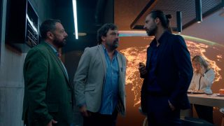 'Los hombres de Paco' regresan a la pequeña pantalla con buena parte de su reparto original / Atresmedia