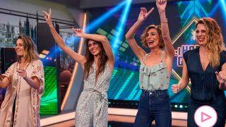Las hermanas Osborne en su visita a 'El Hormiguero'/Antena3