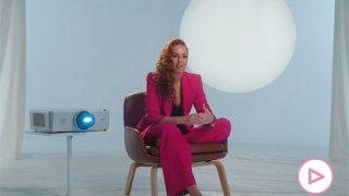 Rocío Carrasco, en una imagen de su documental / Mediaset