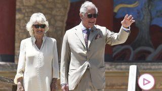 El príncipe Carlos y su esposa en una imagen de archivo / Gtres