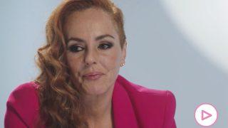 Analizamos el lenguaje corporal de Rocío Carrasco en el debut de su docu-serie / Telecinco
