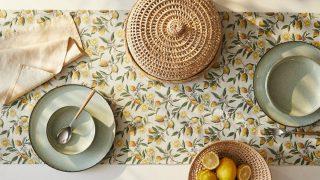 Dale la bienvenida a la primavera con la colección de picnic de Zara Home