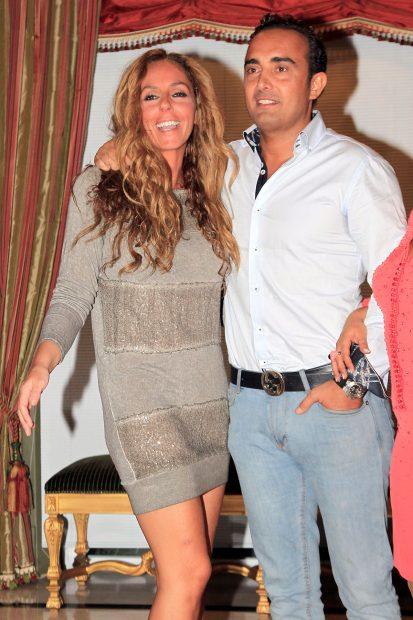 Rocío Carrasco y Fidel Albiac