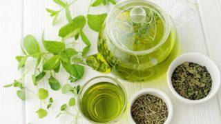 Estos son los beneficios del té verde para tu piel