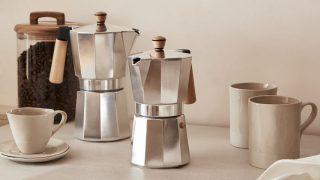 Prepara mejor el café o té con Zara Home