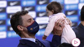 Pau Gasol junto a su hija / Gtres