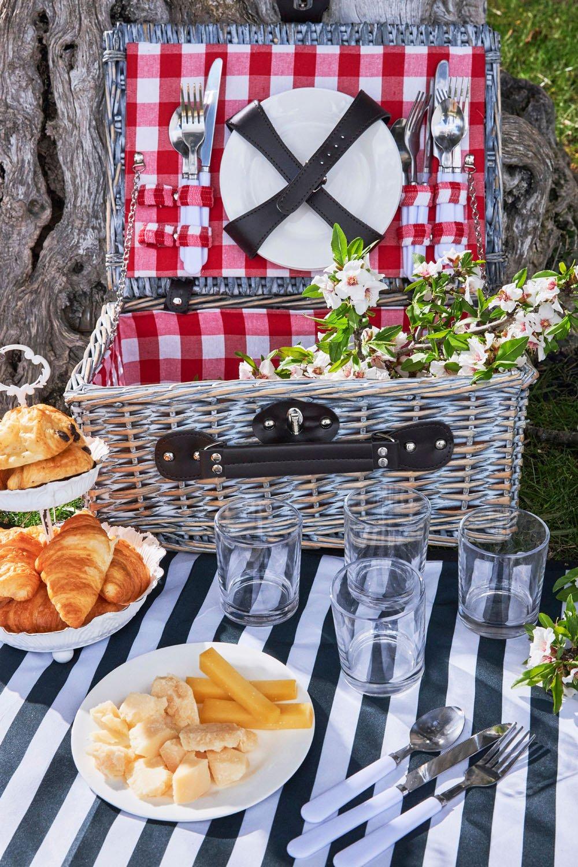 Cristina Oria vende la cesta de picnic que te enamorará a primera vista