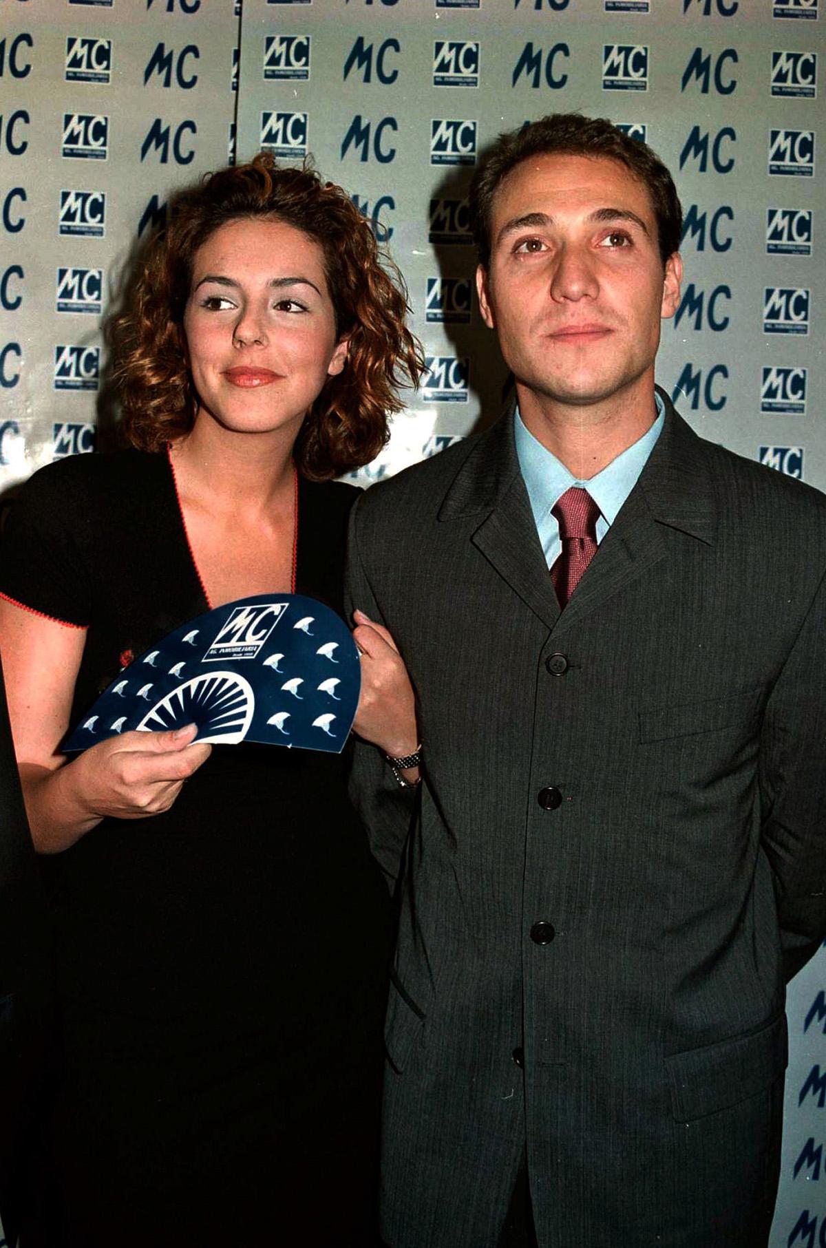 Rocío Carrasco y Antonio David Flores en una imagen de archivo./Gtres