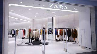 Zara se fija una sandalias de alta costura para sacar su propia versión