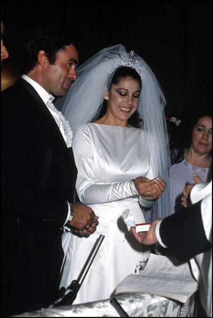 Isabel Pantoja y Paquirri en una imagen de archivo./Gtres