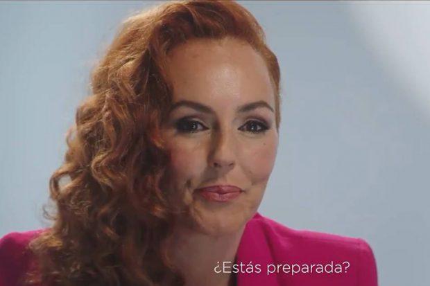 Rocío Carrasco en su documental 'Rocío: contar la verdad para seguir viva'./Telecinco