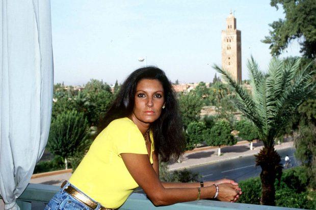 Carmina Ordóñez en una imagen de archivo./Gtres