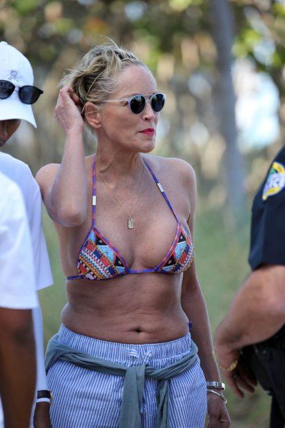 Sharon Stone, en una imagen de archivo / Gtres