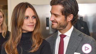 Los príncipes Carlos Felipe y Sofía de Suecia / Gtres