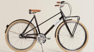 Amor a primera vista es lo que sentirás nada más ver la bicicleta de Zara Home