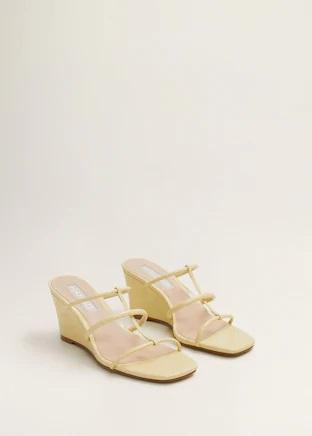 Estos son los mejores zapatos de piel de Mango Outlet por menos de 10 euros