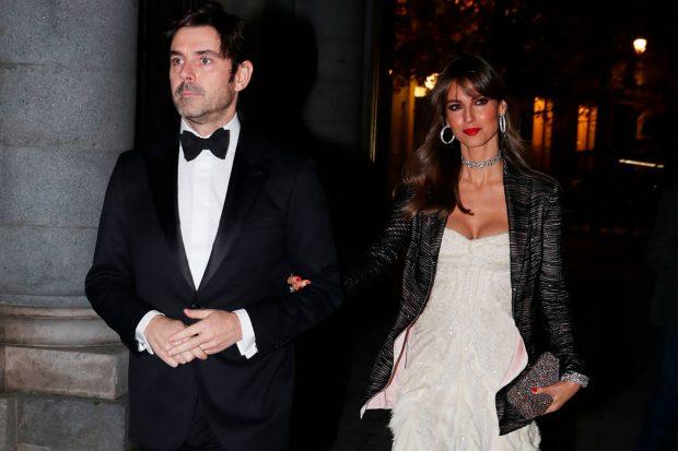 Ariadne Artiles y José María García Fraile en una imagen de archivo./Gtres