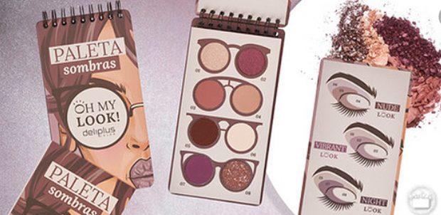 Gama de productos beauty 'Oh my Look' de Mercadona