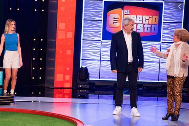 El precio justo vuelve a Telecinco / Mediaset
