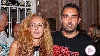 Fidel Albiac y Rocío Carrasco / Gtres