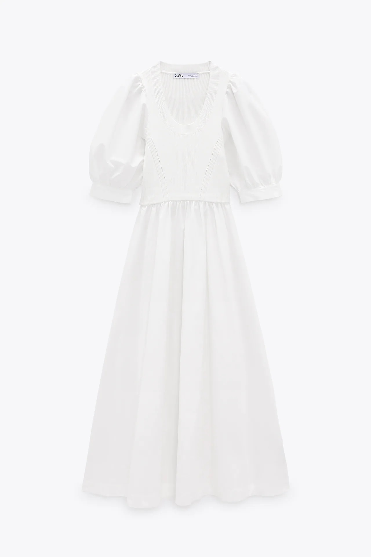 Cásate con Zara, 6 vestidos de novia low cost por menos de 50 euros