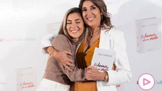 Paz Padilla ha presentado su libro acompañada de su hija / Gtres