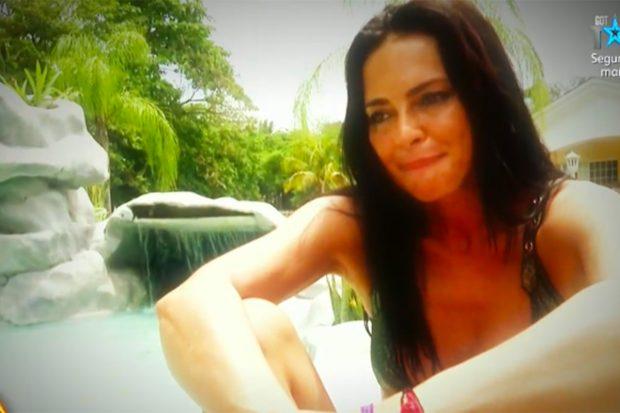Olga Moreno se ha convertido en una de las concursantes estrella de 'Supervivientes 2021'./Telecinco