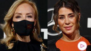 Carmen Lomana vs. Elena Tablada / Gtres
