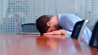 5 síntomas propios del agotamiento mental / Gtres