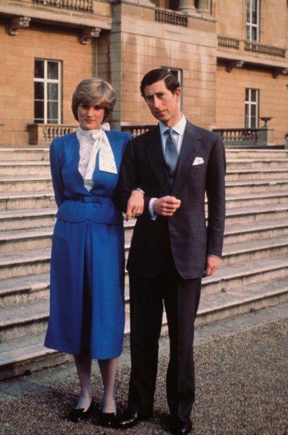 Carlos de Inglaterra, Lady Di