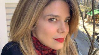 Analizamos el look de Juana Acosta de rubia