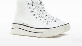 Estas son las zapatillas de Bershka que marca tendencia
