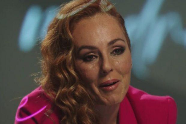 Rocío Carrasco en el documental 'Rocío: contar la verdad para seguir viva'./Telecinco