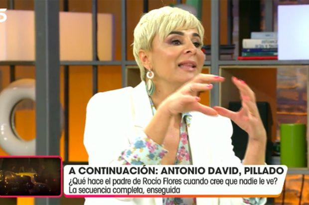 Ana María Aldón en 'Viva la Vida'./'Viva la Vida'
